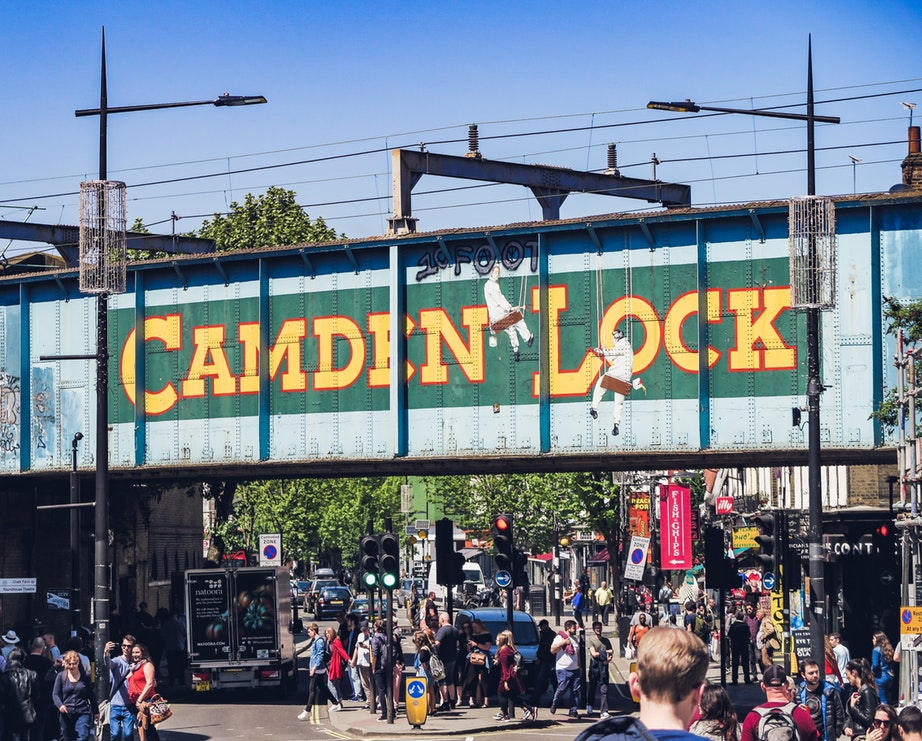 things to do in camden town visit camden town camden lock london