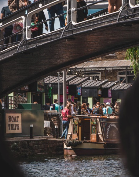 things to see and do in camden town