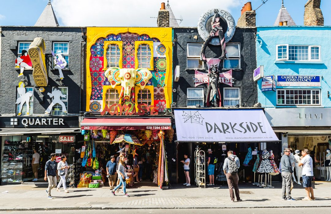 Top 10 Things to Do in Camden Town
